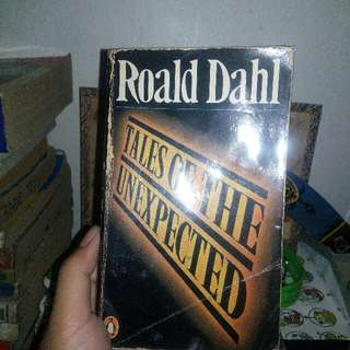 Roald Dahl- Tales Of The Unexpected