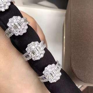 Diamond ring 鑽石戒指 情人節禮物