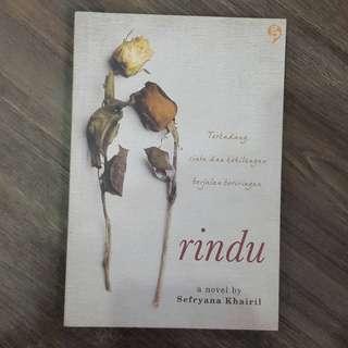 Rindu oleh Sefryana Khairil