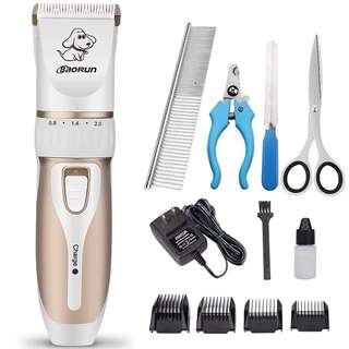 Pet Electric shaver