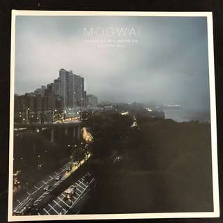 Mogwai - Hardcore Will Never Die, But You will 2 x LP VINYL RECORDS