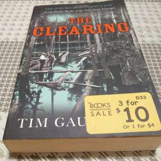 The Clearing - Tim Gatrauex