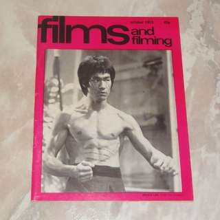 Bruce Lee Films And Filming Enter The Dragon 1973 Kung Fu King Boxer Five Fingers Of Death