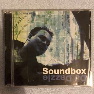 DJ Dazzle - Soundbox CD Album