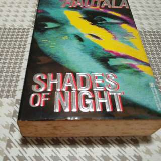 Rick Hautala - shades of night