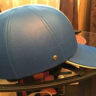 helmet moto baseball style
