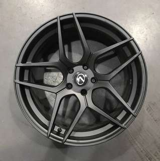 "Used 19"" Staggered Lexus Rims"