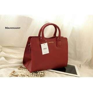 READY STOCK MANGO MNG Office Top handle & Shoulder Bag