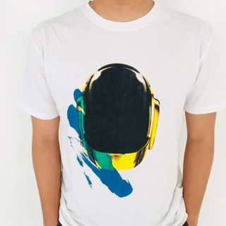 Hellogoodbye White T-Shirt 2