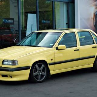 VOLVO 850 (T5-2.3 Turbo) 1994 T5-R套件