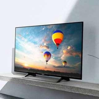"""Sony X80E 4K 55"""" TV (X8000E)"""