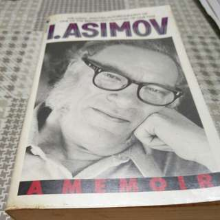 Isaac Asimov - A memoir