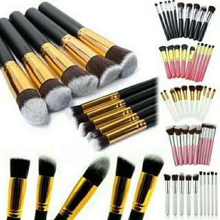 Cosmetic Make up brush set