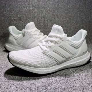 Adidas Ultraboost 4.0 Triple Whitr