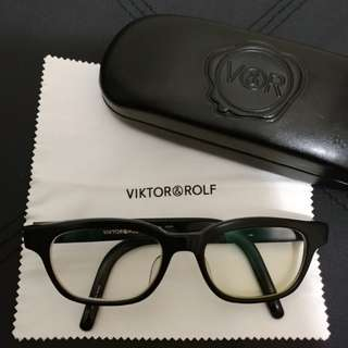 Viktor & Rolf眼鏡框 連原裝盒