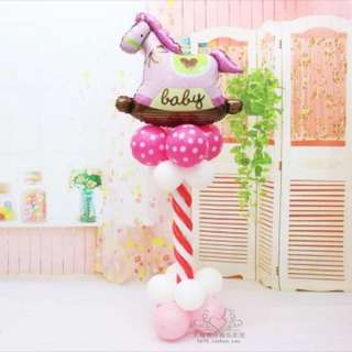 Balloons decorating