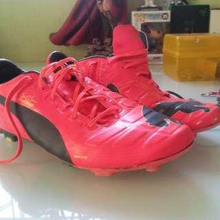 Puma EvoPower 1.0 Highend Soccer Shoes Football Shoes