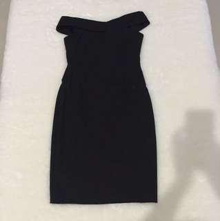 Sabrina dress ( NYLA )