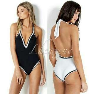 Marga Halter One piece swimsuit