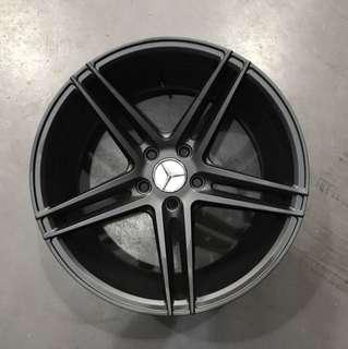 """Used 18"""" Mercedes Rims"""