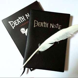 Deathnote Notebook