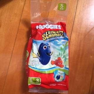 Huggies Little Swimmers 紙泳褲 男女適用