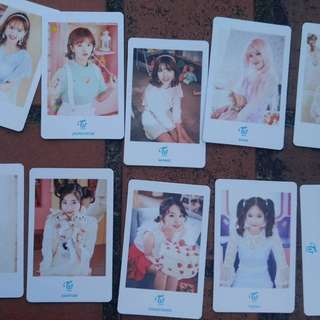 Twice Candy PoP Photocard