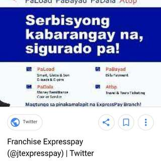 expresspay franchise