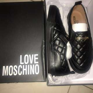 # LOVE MOSCHINO / BRAND NEW / WOMENS SHOES