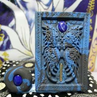 Kruba Krissana Benjarong Dream Jumbo Butterfly Amulet