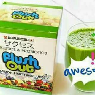 Flushout Detox and Slimming Drink