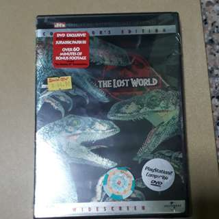 The lost world ( dvd ) sealed & unopened