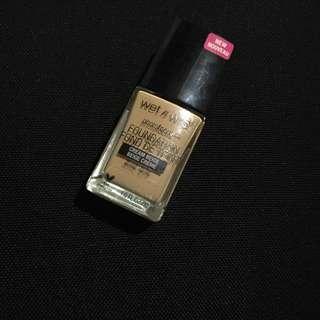 Photofocus Foundation + EB Matte Lipstick