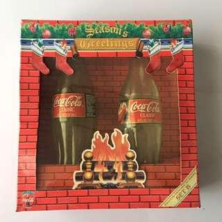 Classic Coke Bottles