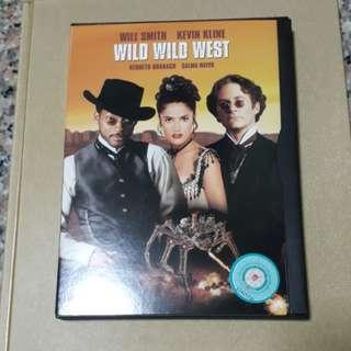 Wild - wild west ( dvd )