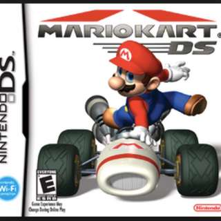 [IN STOCKS] Mariokart DS for Nintendo DS/3DS
