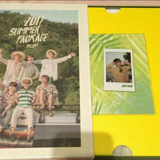 [LOOSE]BTS SUMMER PACKAGE 2017