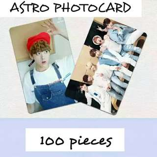 ▥ 511 ASTRO PHOTO CARD 💫 (100 PIECES)