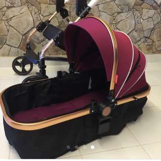 premium baby pram