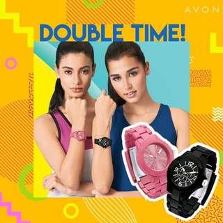 Michelle & Kim 2-piece Watch Gift Set