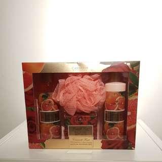 Cassardi Bath & Shower gift set