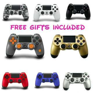 [PO] Brand new Wireless PS4 controller + Free gifts