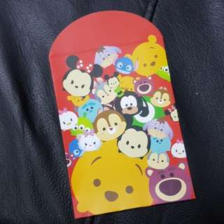 Tsum Tsum Ang Bao Red Packet