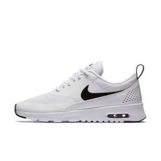 Nike Air Max Thea White/Black