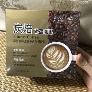 雅芳康采炭焙纖盈咖啡 15g*12包