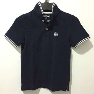 Terranova Navy Blue Polo Shirt