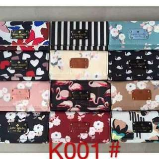 Kate Spade Wallet (High Quality)