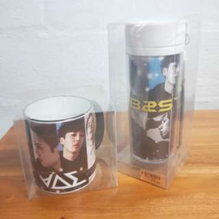 Beast cup and tumbler