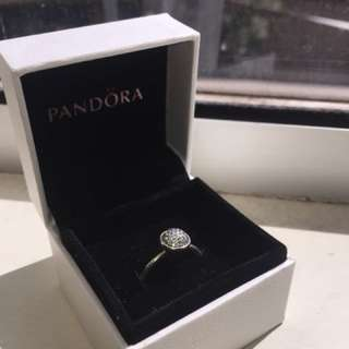 Pandora Droplet Ring