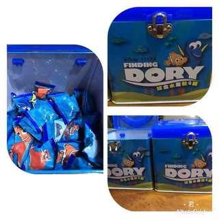 海底世界存錢桶糖果盒 NT$150